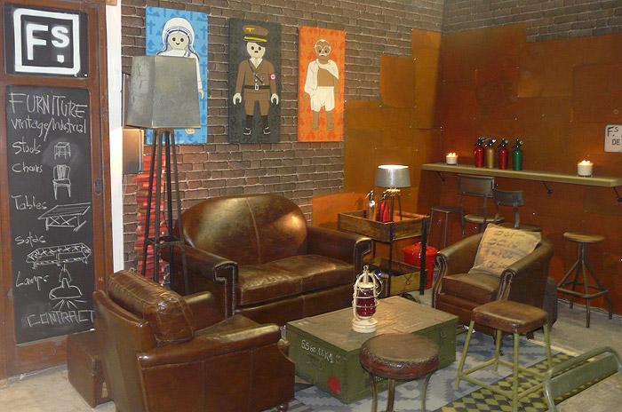 Estilo kitsch decoracion interiores - Decoracion de interiores vintage ...