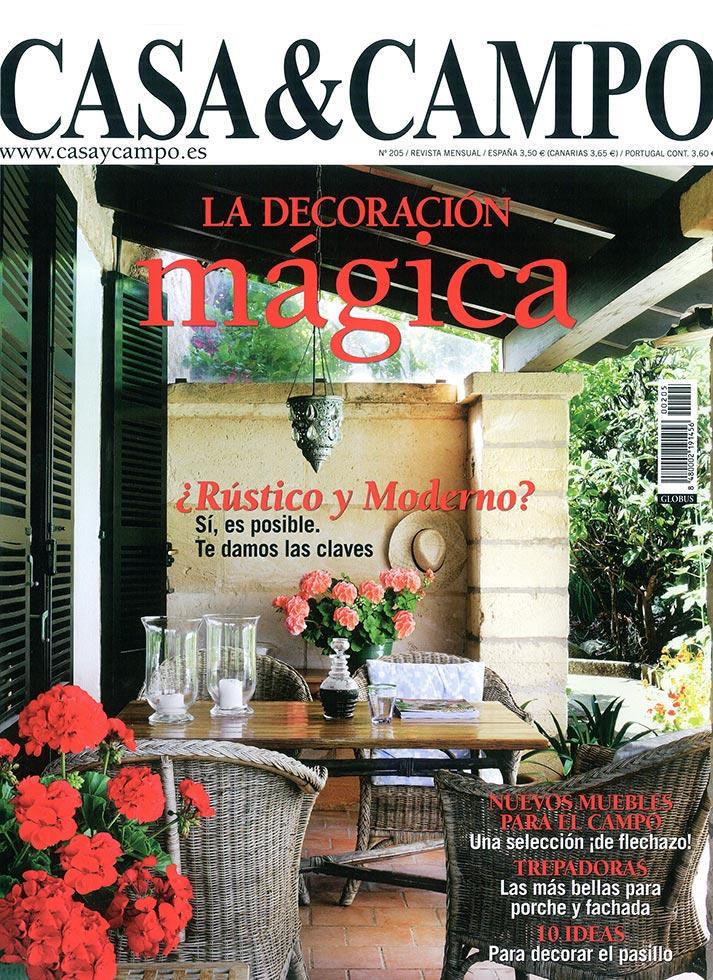 Fotos publicación Casa&Campo