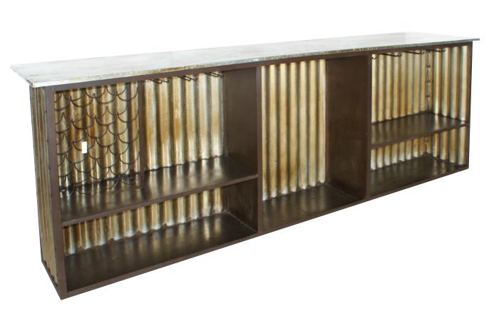 Mobiliario contract dise o moderno estilo vintage industrial for Barra estilo industrial