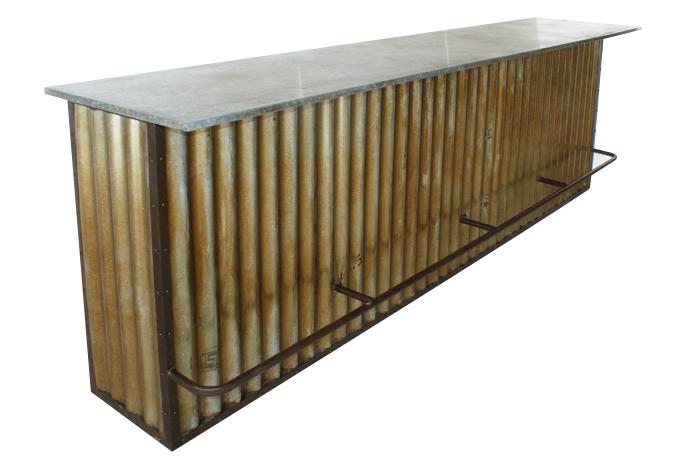 Mueble bar industrial 20170831080347 - Mueble bar moderno ...