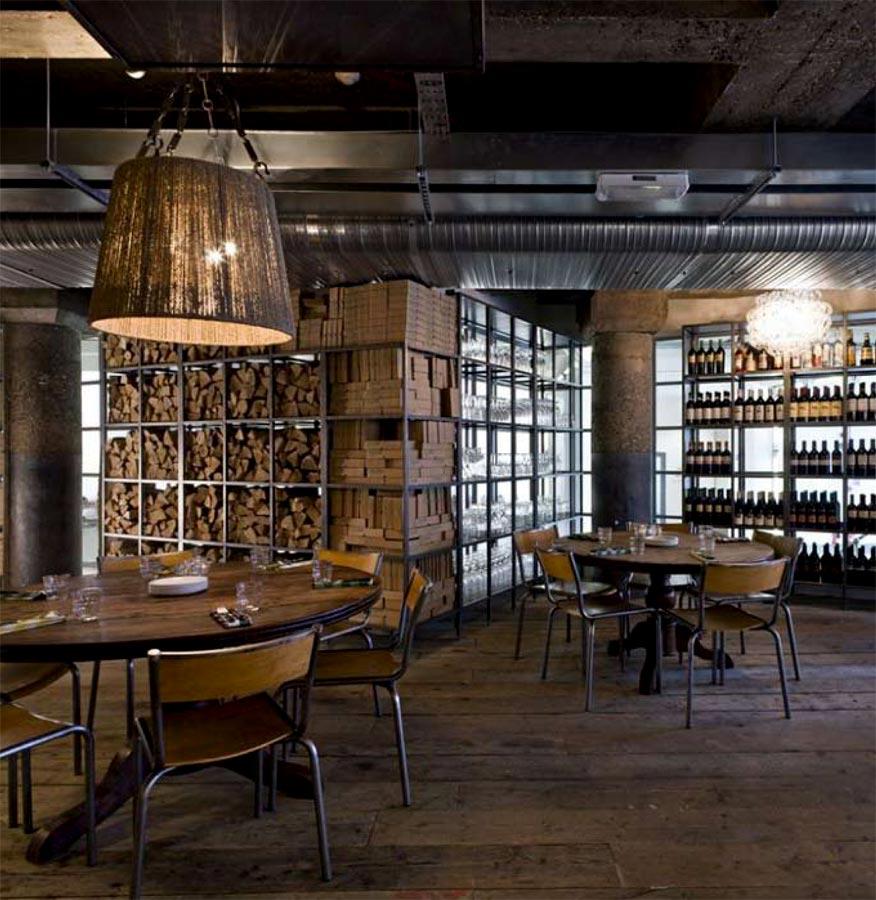Fs mobiliario contract y proyectos de restaurantes de dise o for Proyecto cocina restaurante