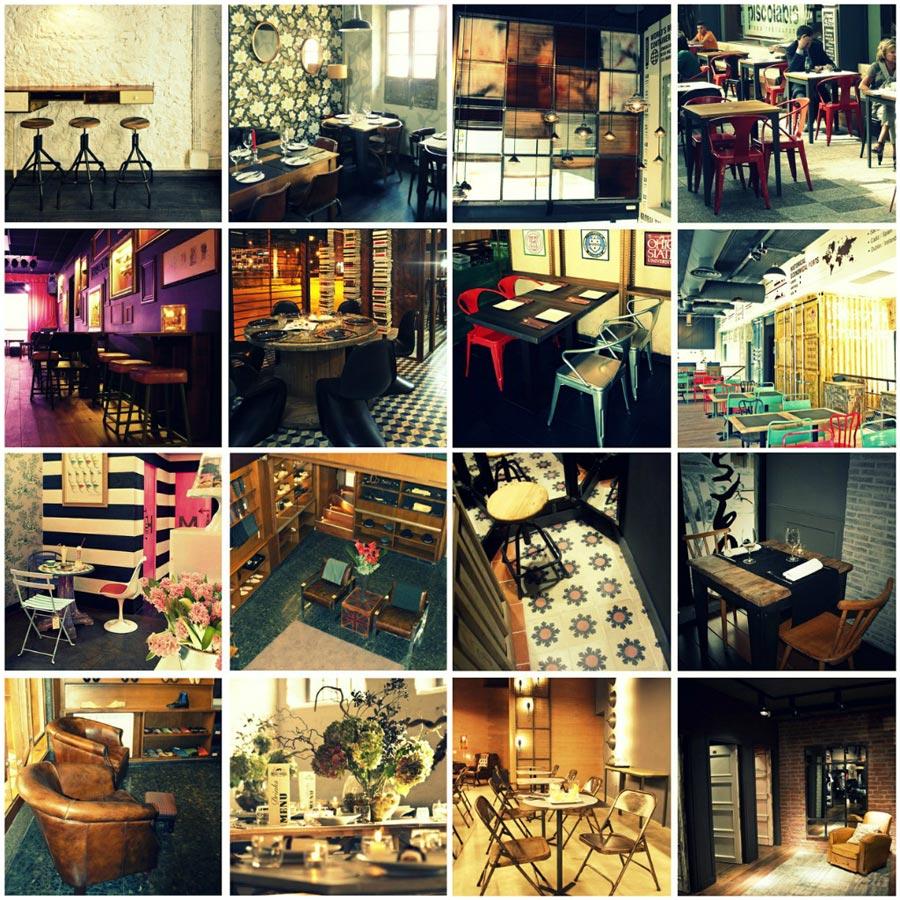 Estilo Vintage Decoracion Caracteristicas ~   con nuevas piezas de mobiliario vintage e industrial para hosteler?a