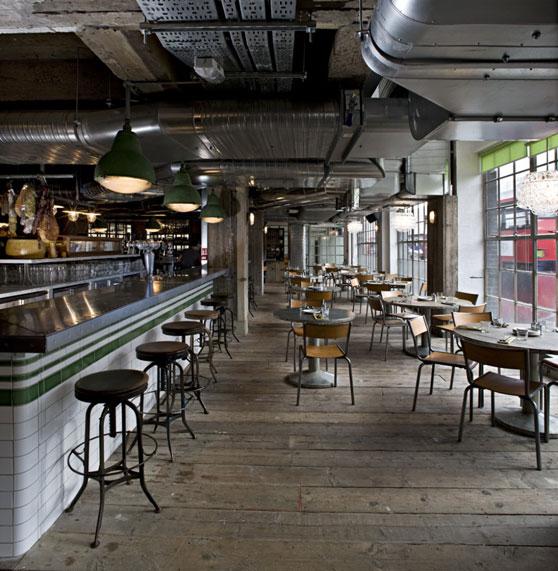 Decoracion Industrial Bares ~   contract FS tiene nuevo aparatado blog sobre decoracion vintage