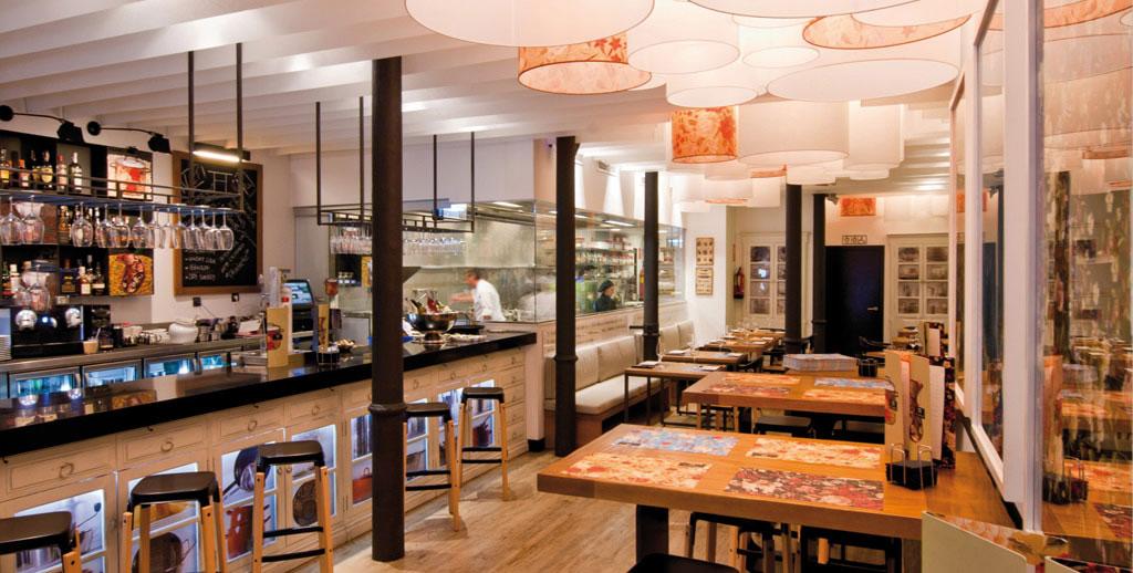 Francisco segarra budi sillas apilables para hosteler a - Decoracion locales hosteleria ...
