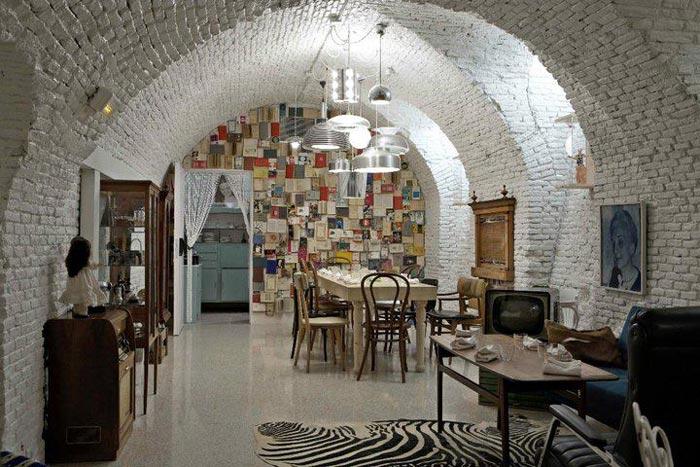 Junck club en fs muebles decoracion interiores restaurantes - La musa latina madrid ...