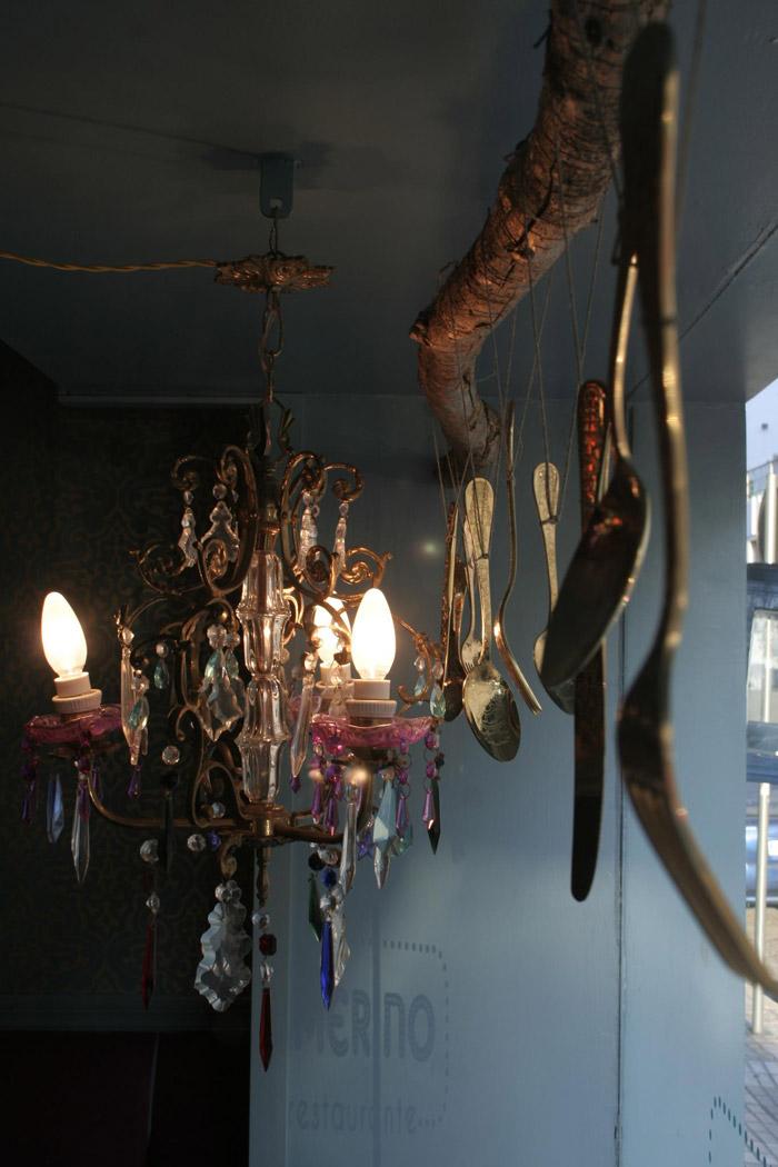 Fotos interiores en el restaurante El Camerino