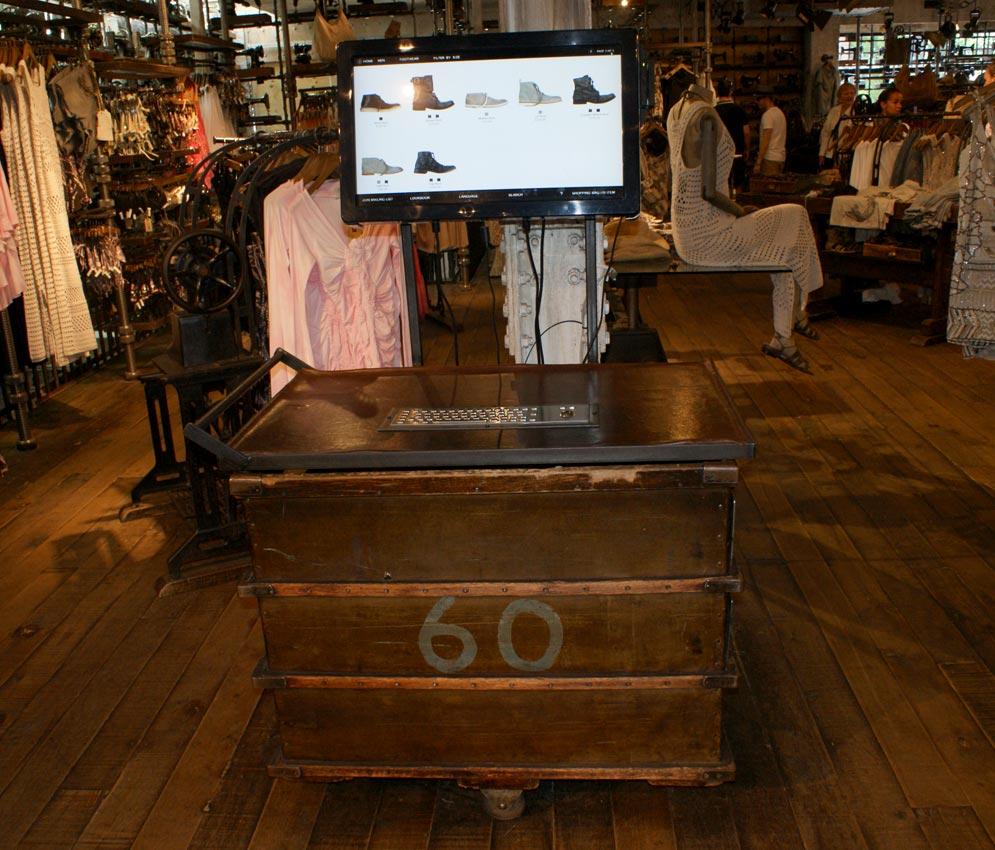 Mobiliario para tiendas y muebles para ropa en fs muebles for Almacenes muebles