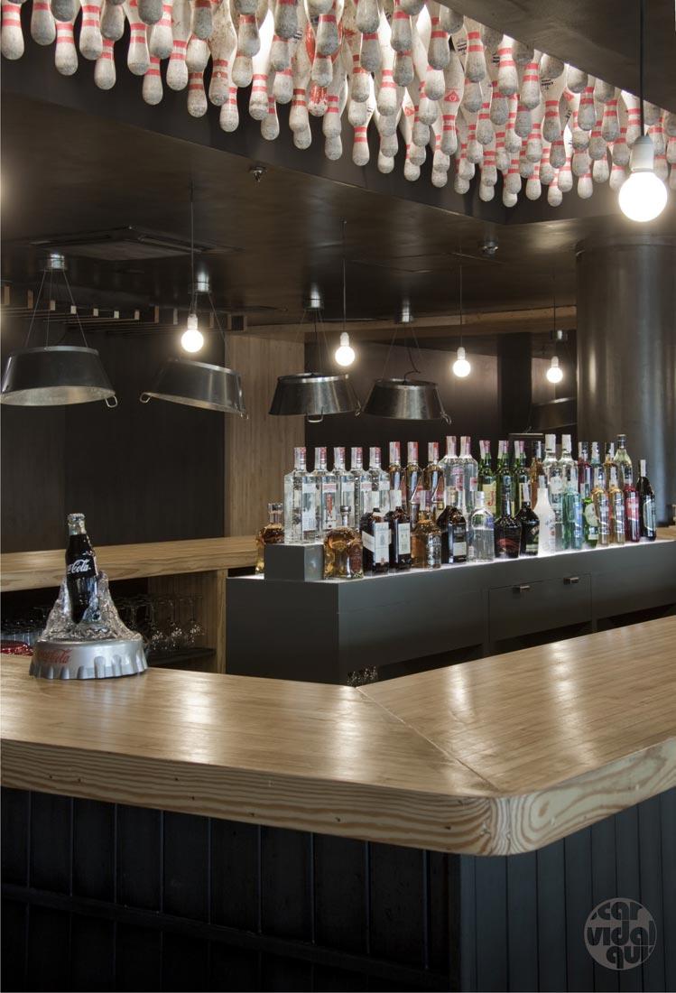 Mobiliario vintage para dise o de locales y restaurantes for Diseno restaurante