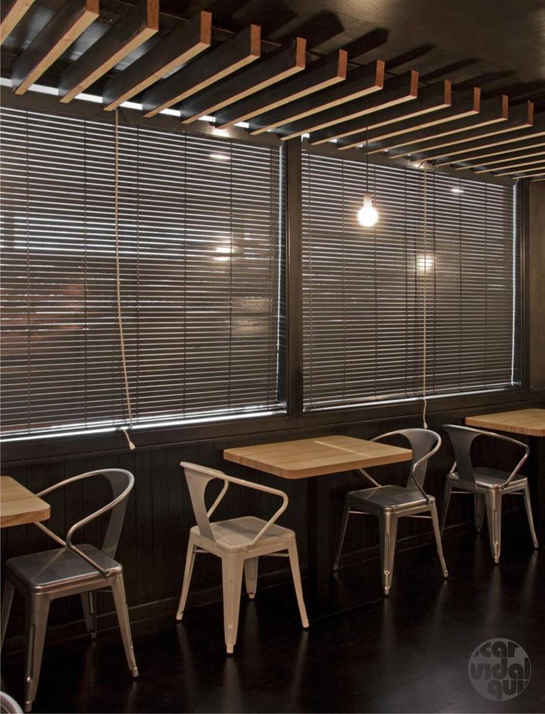 Mobiliario vintage para dise o de locales y restaurantes for Diseno de restaurantes