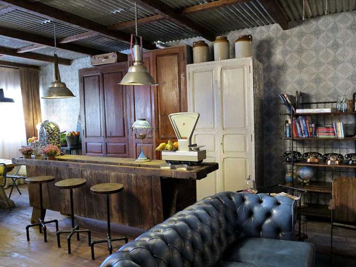Imágenes del mobiliario contract de Francisco Segarra