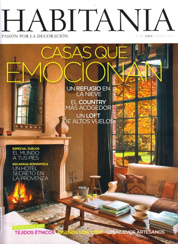 Mobiliario vintage francisco segarra for Casa y jardin revista pdf