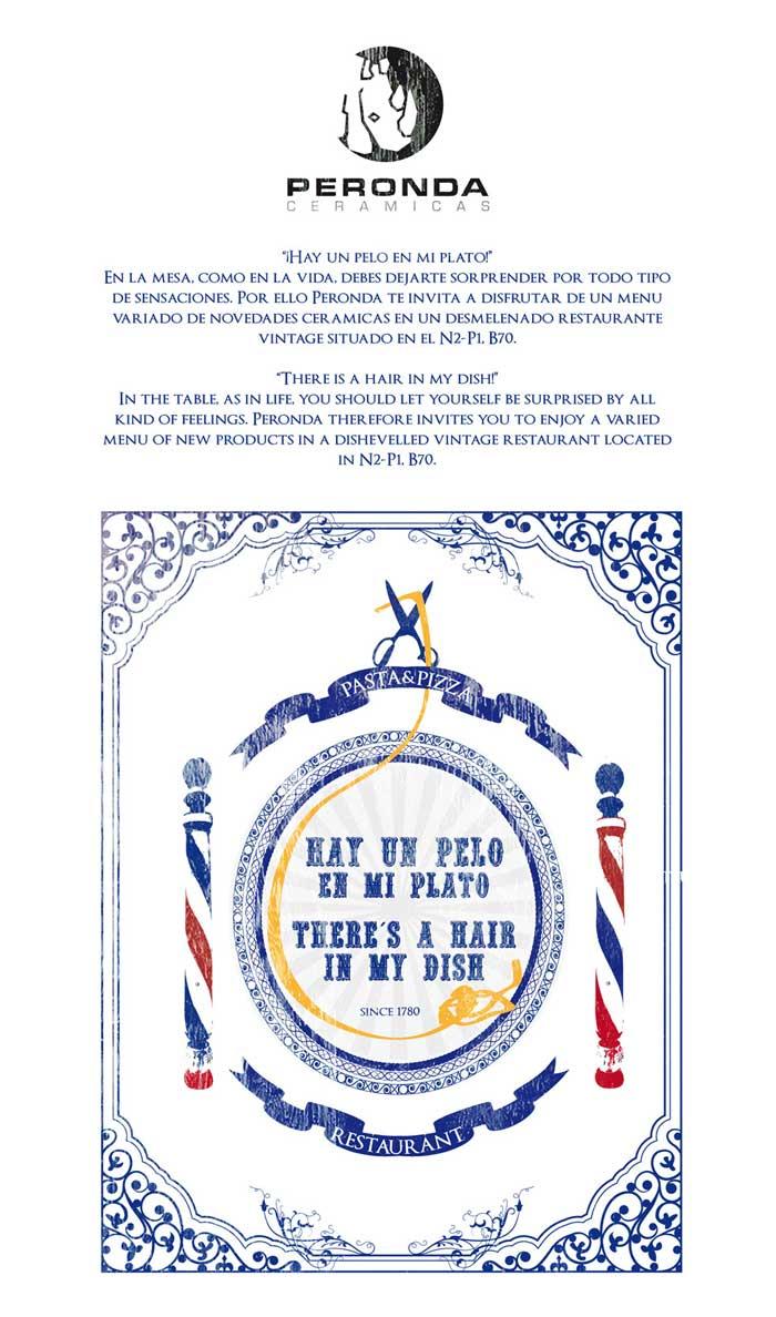 Imágenes de la Invitación de Peronda Cerámicas a Cevisama 2013