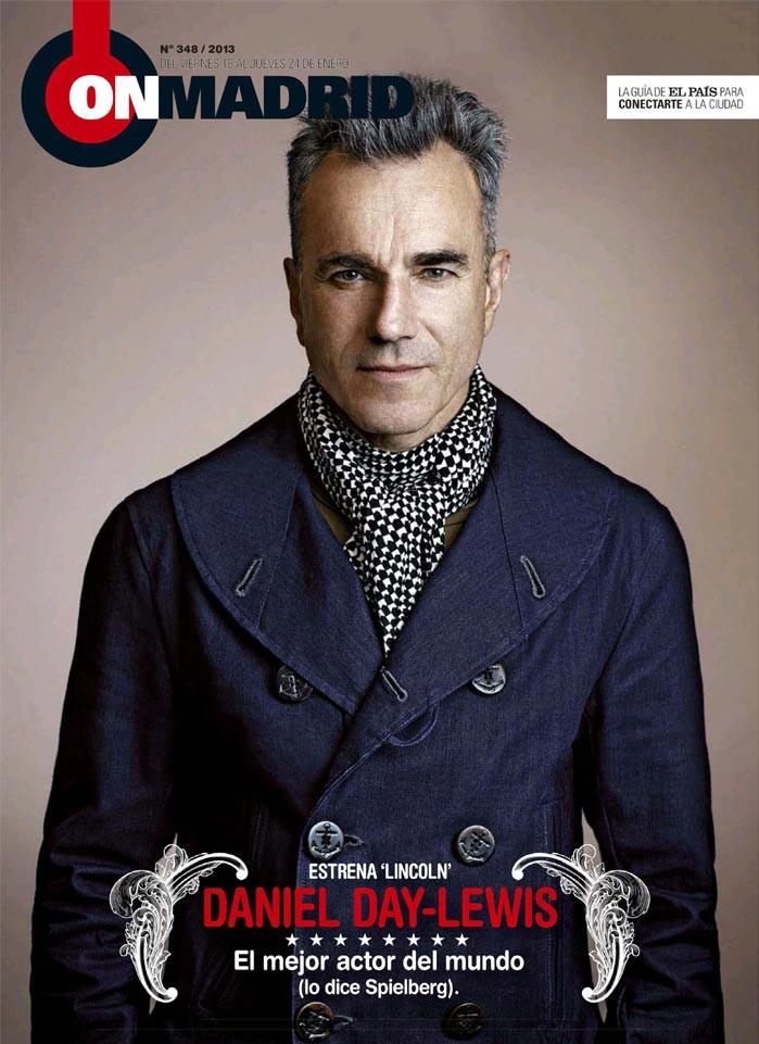 Imágenes de la portada del suplemento On Madrid de El País
