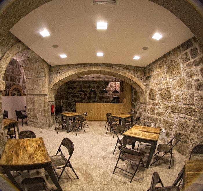 Imágenes de la reforma en el hotel Carris Porto Ribeira