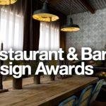 Restaurant & Bar Design Awards pop up The Blue Coffee