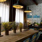 The Blue Coffee en Restaurant & Bar Design Awards