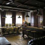 Candidatura del espacio The Blue Coffee en Restaurant & Bar Design Awards