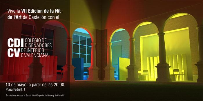 Noticias sobre el evento la Nit de l´art 2013 Castellón