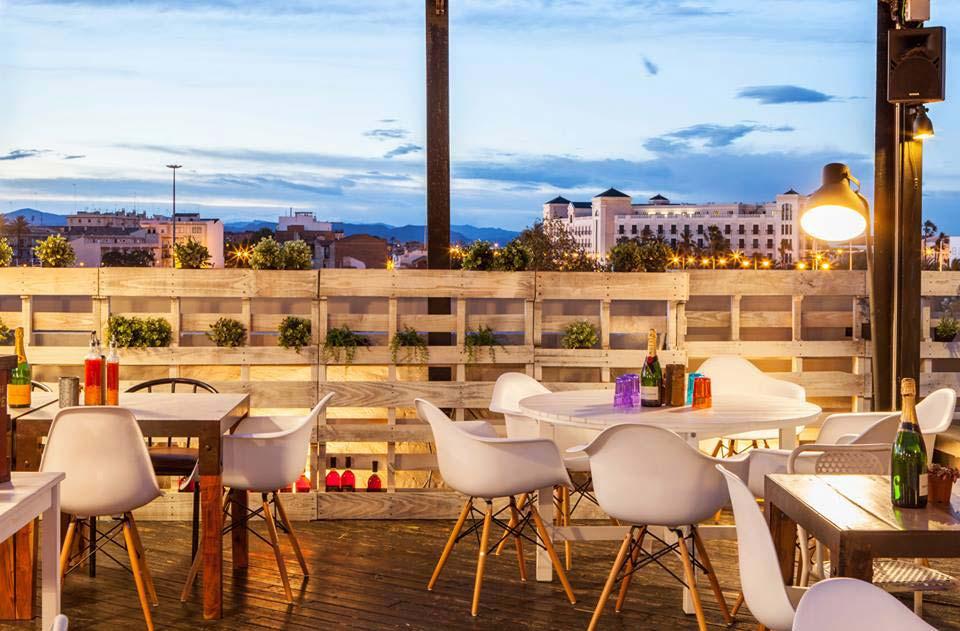 Estilos de decoracion para cafeterias for Estilos de terrazas