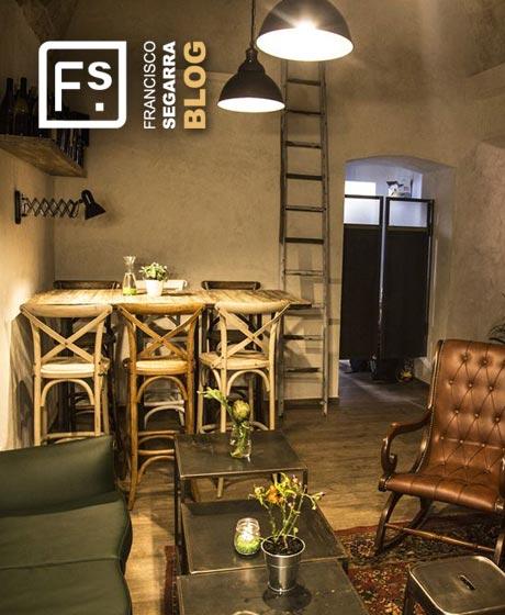 Fotos de proyectos de interiorismo vintage para hostelería