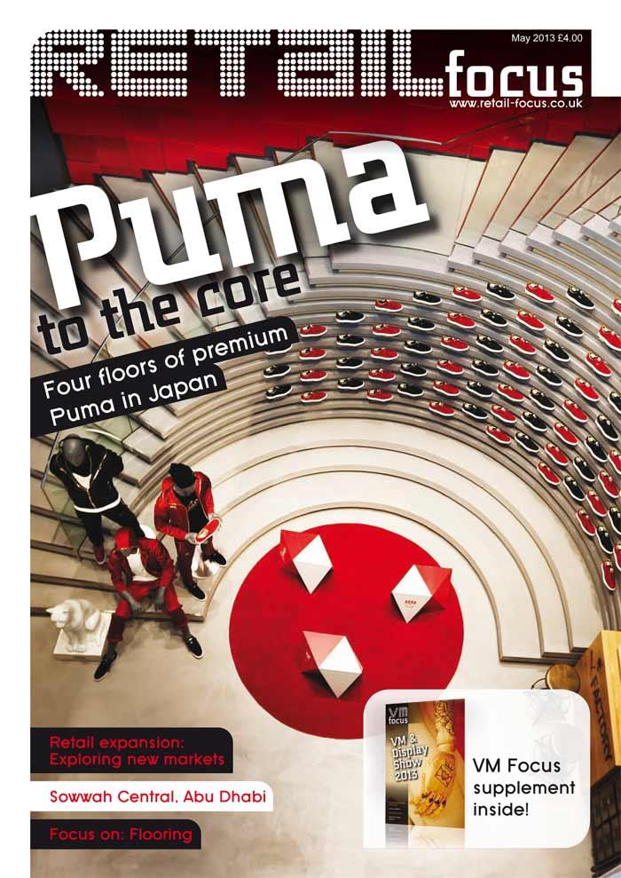 Imágenes portada Retail Focus Magazine