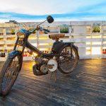 Fotos de la terraza de la cafeteria Il Rosso Puerto