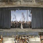 Imágenes del desfile de alta costura de la firma Chanel