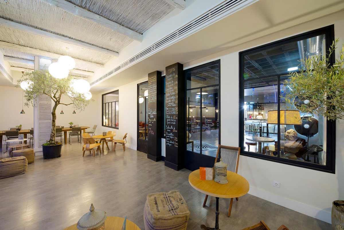 Imágenes de proyectos de creación restaurantes
