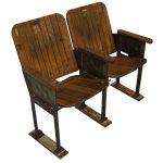 Imágenes de las sillas antiguas de la firma Francisco Segarra