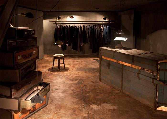 Imágenes de las tendencias en decoración para tiendas de ropa