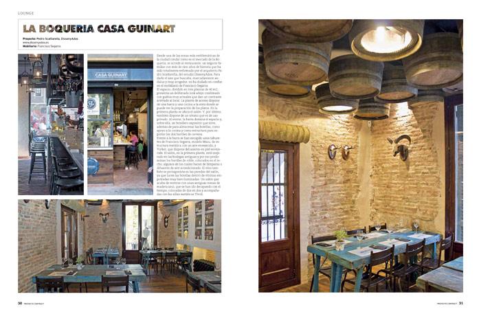 Imagen de Proyecto Contract. La Boquería Casa Guinart