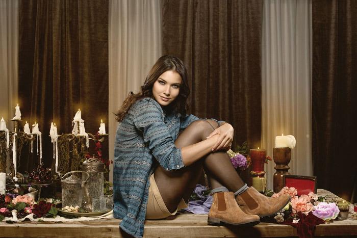 Imagen del nuevo catálogo de zapatos Coolway
