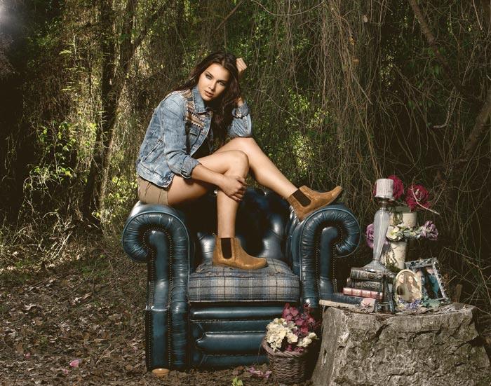 Iagen del catálogo Coolway con muebles Fancisco Segarra