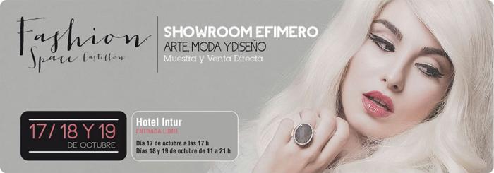 Foto de la noticia sobre el Showroom efímero Fashion Space Castellón