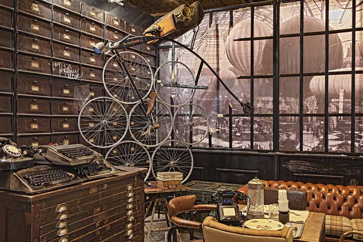 Imagen de Francisco Segarra en la decoración de interiores de Horeq.