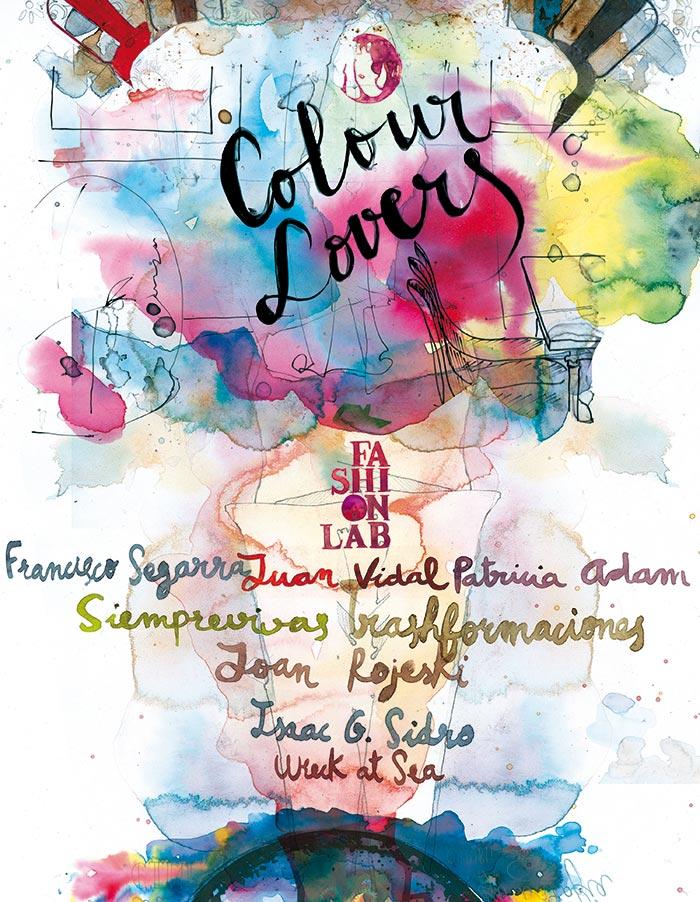 Imágen de la noticia sobre Colour Lovers de Peronda Cerámicas en Cevisama 2014.