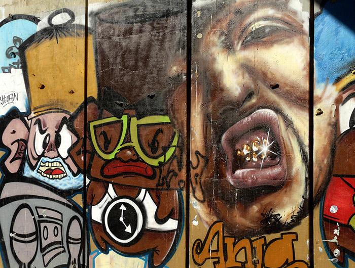 Imagen de la noticia sobre Decoración mural para paredes. Francisco Segarra.
