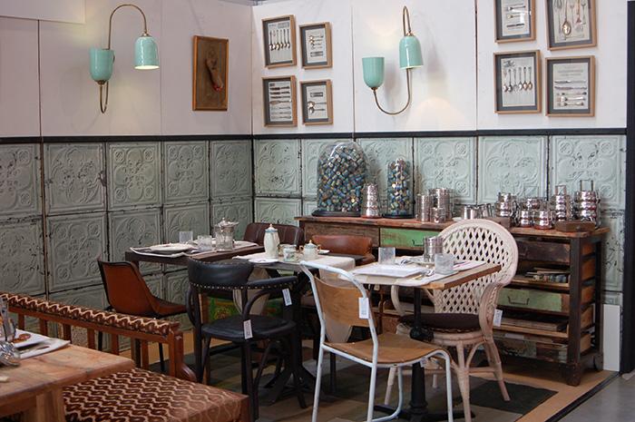 Noticia sobre el mobiliario para hoteles y restaurantes de la firma Francisco Segarra.