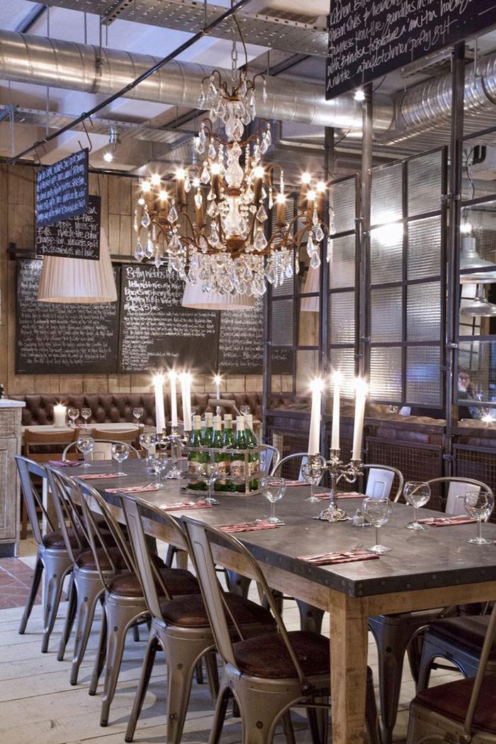 Bill s franquicia de xito para restaurantes en reino unido for Franquicias de muebles