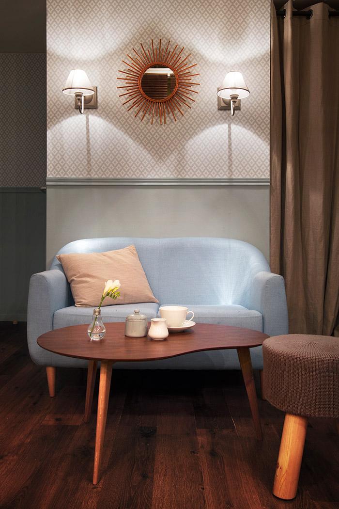Imagen de luminarias retro para interiorismo en cafeterias y restaurantes.
