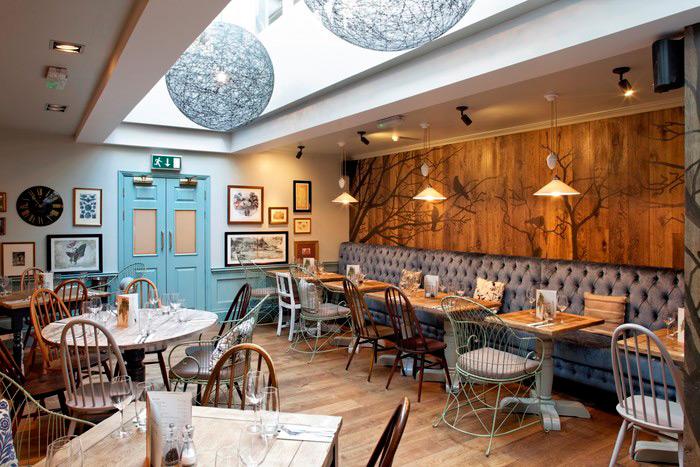 Noticias sobre los premios restaurant bar design awards 2014 for Muebles para bares y restaurantes