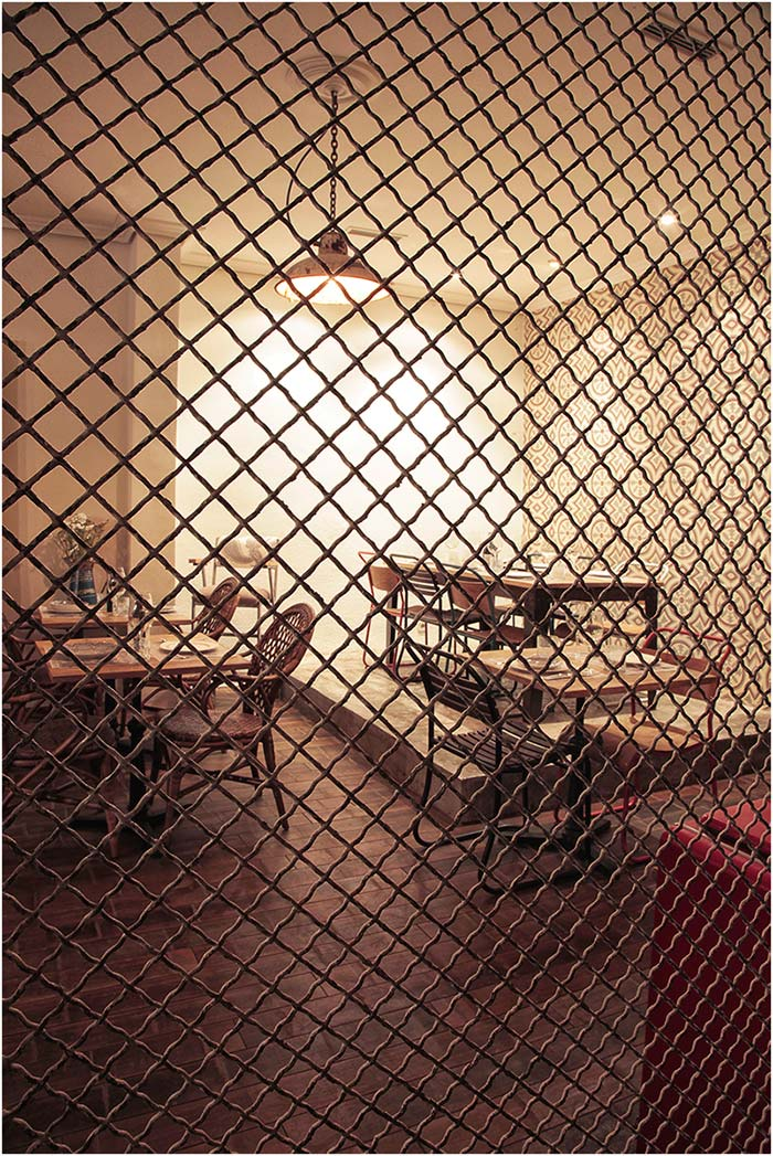 Imagen de los muebles vintage para hostelería de la firma Francisco Segarra