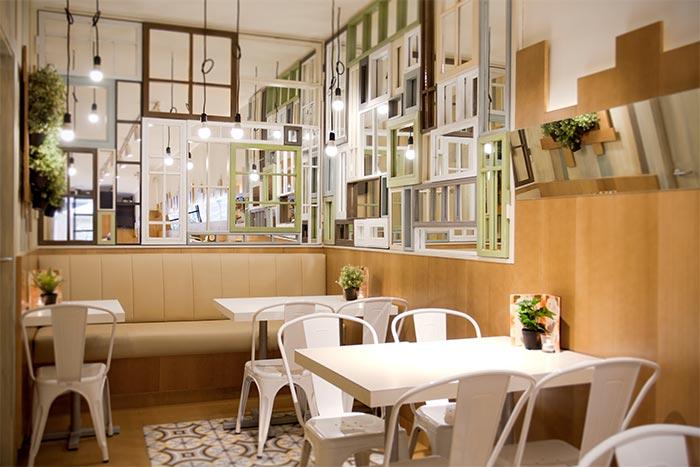 Proyecto de reforma del restaurante las vegas barcelona for Decoracion para hosteleria