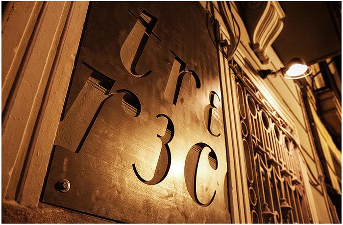Imágen del Restaurante Trece. Proyectos de interiorismo y decoración para hostelería.