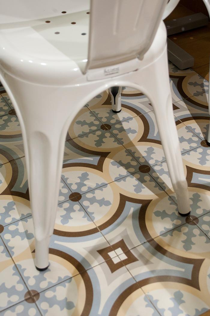 Foto de las sillas para restaurantes modelo Dres de Francisco Segarra.