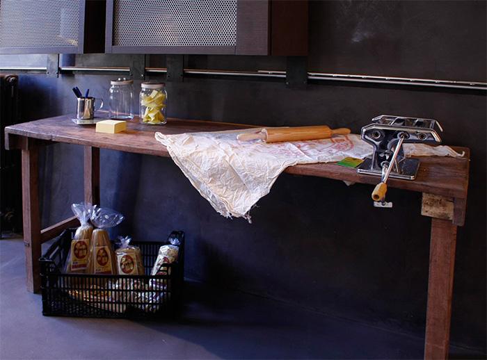 Imagen de Casa Decor con piezas de mobiliario Francisco Segarra.