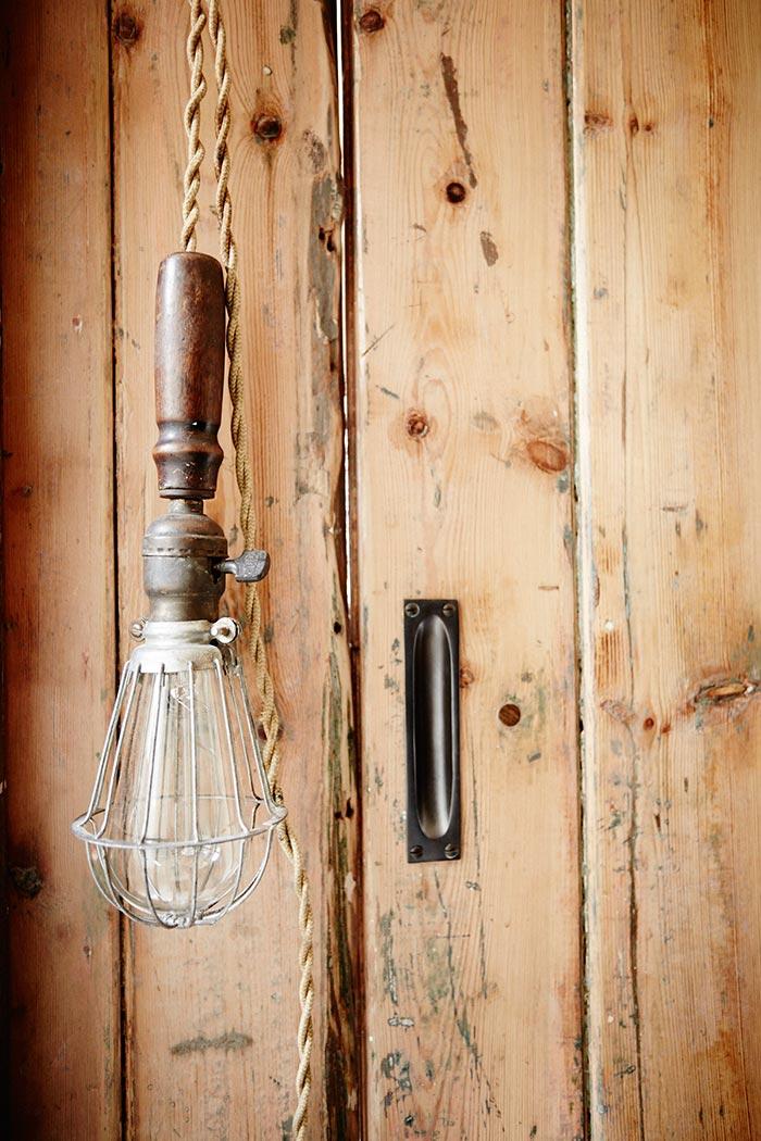 Fotos. Iluminación industrial