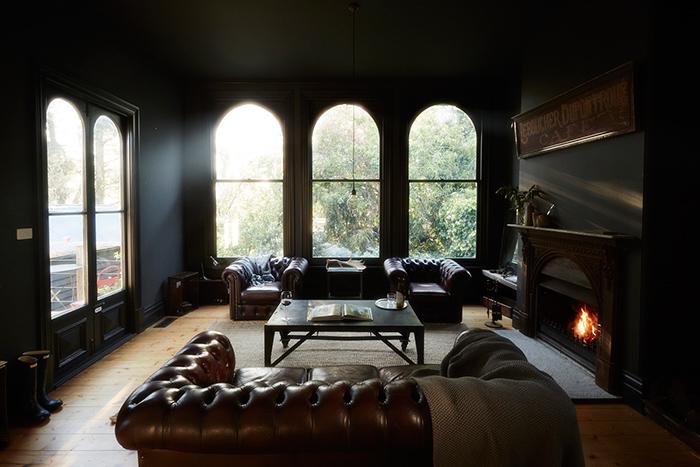Fotos. Interiorismo y decoración hotel Vintage House Daylesford.