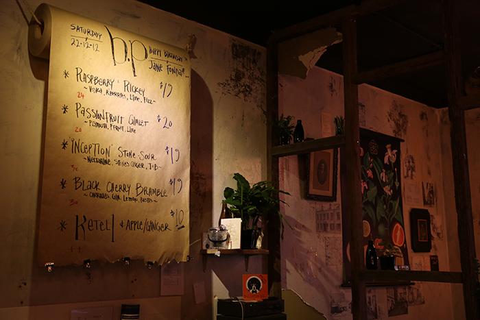 Fotos de Decoración original para bares y cafeterías.