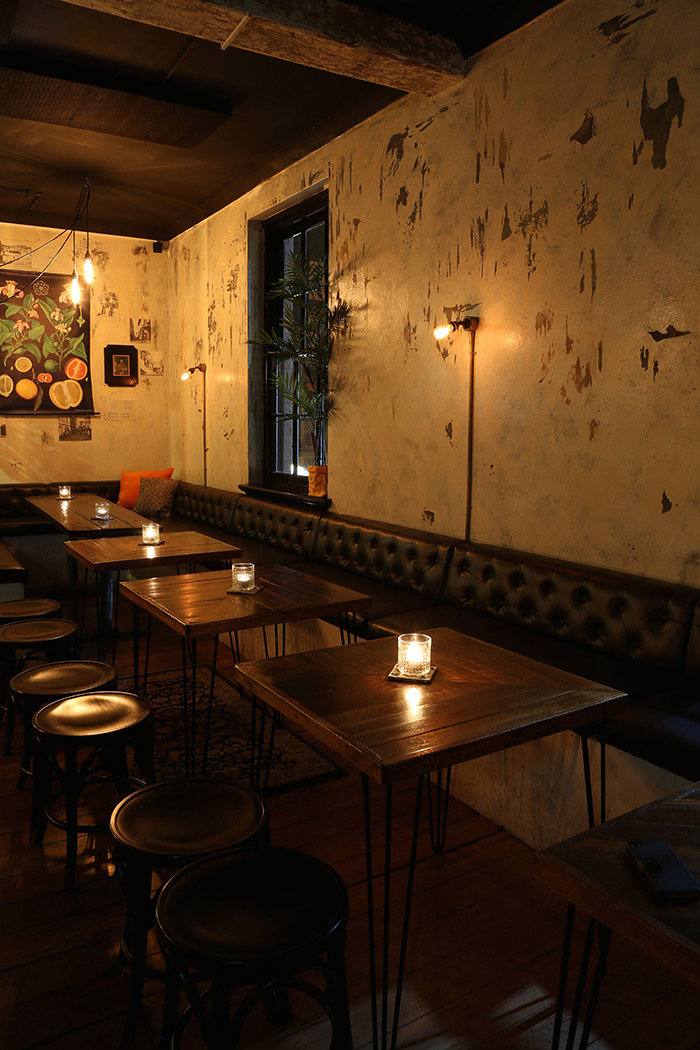 Mobiliario vintage para decoraci n de bares y restaurantes for Decoracion barras de bar rusticas